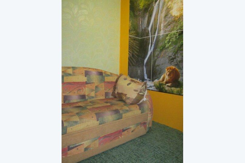 3-комн. квартира, 58 кв.м. на 7 человек, Матросова, 145б, Воронеж - Фотография 6