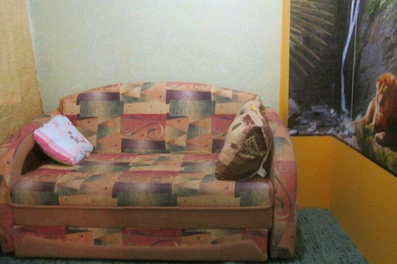 3-комн. квартира, 58 кв.м. на 7 человек, Матросова, 145б, Воронеж - Фотография 7