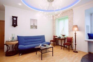 2-комн. квартира, 50 кв.м. на 2 человека, Большая Татарская улица, метро Новокузнецкая, Москва - Фотография 1