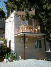 Номер-студио с балконом. 2-й этаж, 25 кв.м. на 3 человека, 1 спальня, улица Васильченко, 7, Симеиз - Фотография 2