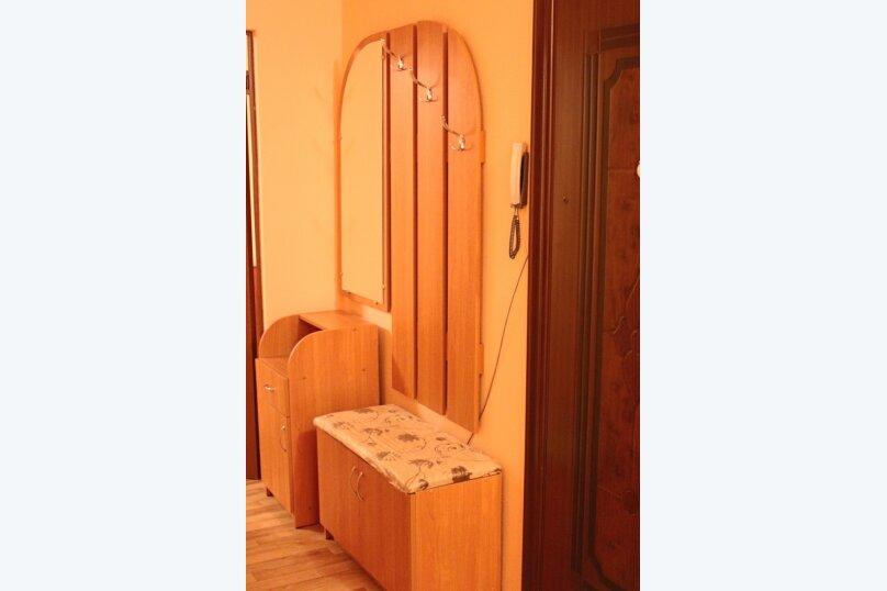 2-комн. квартира, 46 кв.м. на 4 человека, Советской Конституции, 11, Кировск - Фотография 11