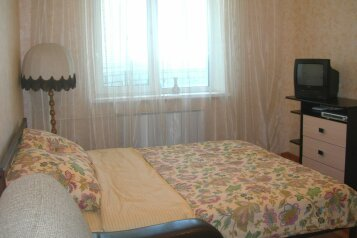 1-комн. квартира, 37 кв.м. на 4 человека, улица Машинистов, 3, Динамо, Екатеринбург - Фотография 4
