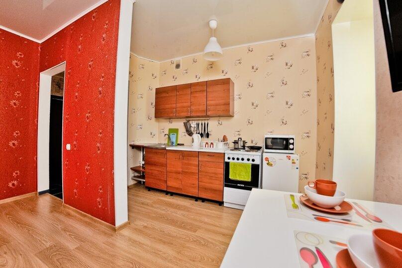 1-комн. квартира, 40 кв.м. на 4 человека, улица Менделеева, 128/1, Уфа - Фотография 5
