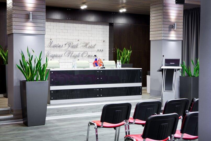 """Конгресс-Отель """"Маринс Парк Отель"""", улица Челюскинцев, 106 на 406 номеров - Фотография 11"""