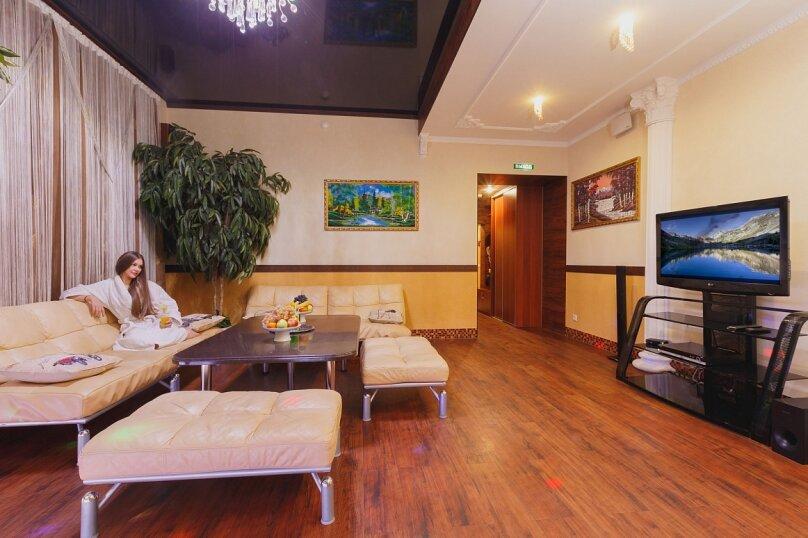 """Конгресс-Отель """"Маринс Парк Отель"""", улица Челюскинцев, 106 на 406 номеров - Фотография 22"""
