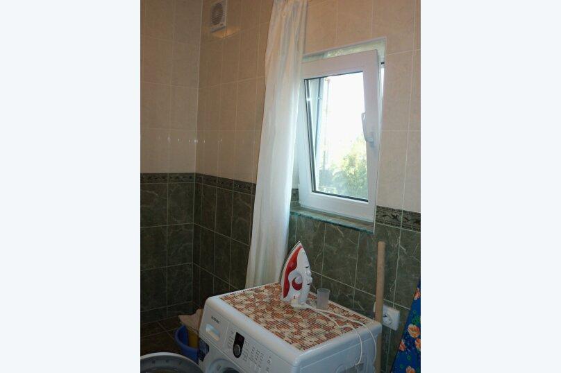 Комфортабельное жилье на 4 человека, 1 спальня, Ялтинская улица, 2, Алупка - Фотография 7