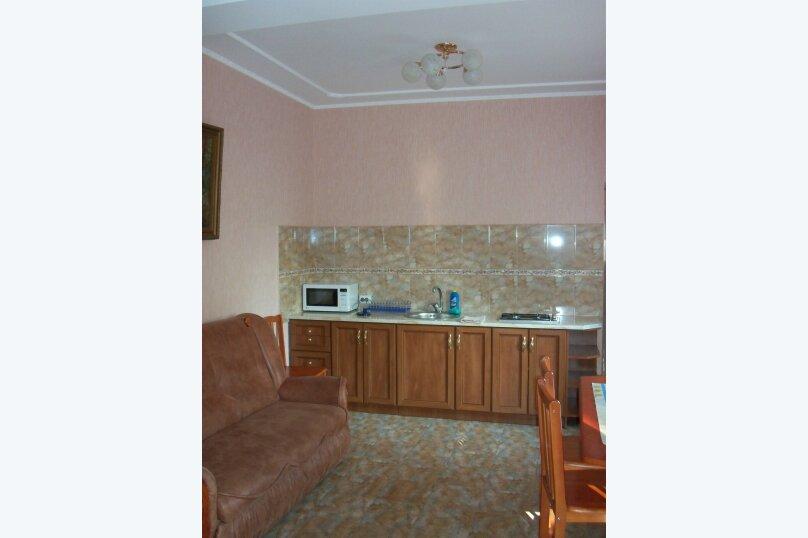 Комфортабельное жилье на 4 человека, 1 спальня, Ялтинская улица, 2, Алупка - Фотография 11