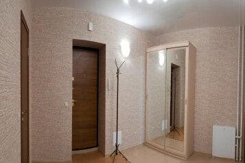 1-комн. квартира, 55 кв.м. на 4 человека, улица Салтыкова-Щедрина, Центральный район, Тюмень - Фотография 3