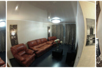 3-комн. квартира, 80 кв.м. на 6 человек, Петропавловская улица, 83, Пермь - Фотография 2