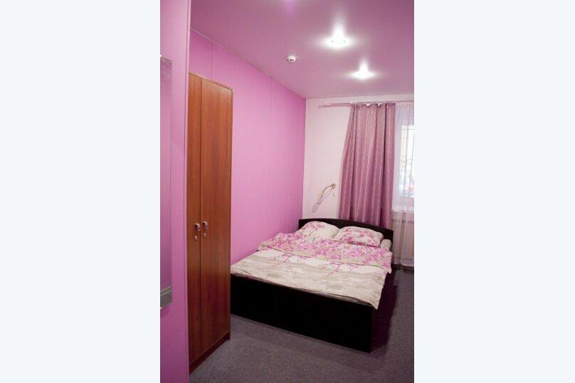 Двухместный номер эконом-класса с 1 кроватью, Кожевенный переулок, 3, Нижний Новгород - Фотография 1