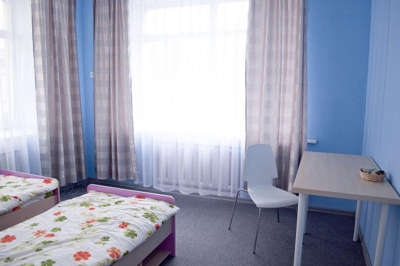 Двухместный номер эконом-класса с 2 отдельными кроватями, Кожевенный переулок, 3, Нижний Новгород - Фотография 1