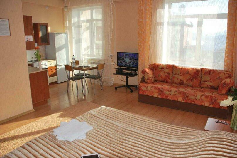1-комн. квартира, 41 кв.м. на 3 человека, Дальневосточная улица, 144, Иркутск - Фотография 8