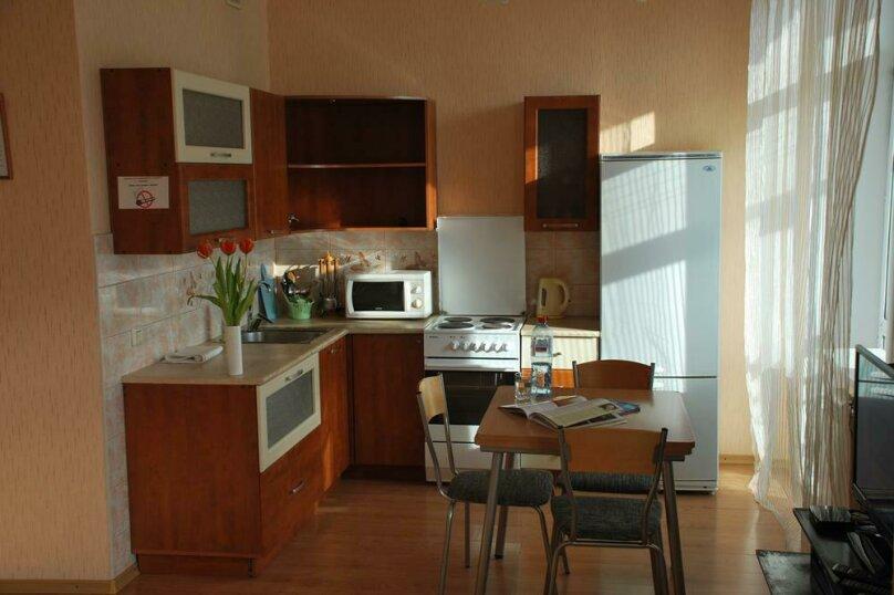 1-комн. квартира, 41 кв.м. на 3 человека, Дальневосточная улица, 144, Иркутск - Фотография 10