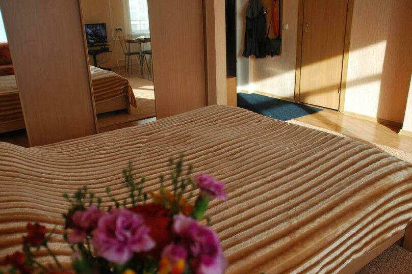 1-комн. квартира, 41 кв.м. на 3 человека, Дальневосточная улица, 144, Иркутск - Фотография 21