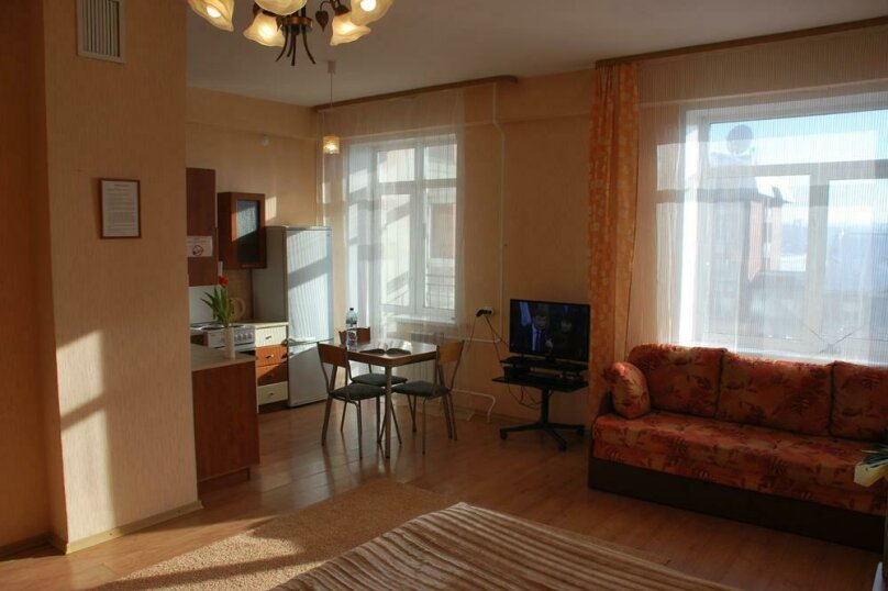 1-комн. квартира, 41 кв.м. на 3 человека, Дальневосточная улица, 144, Иркутск - Фотография 25