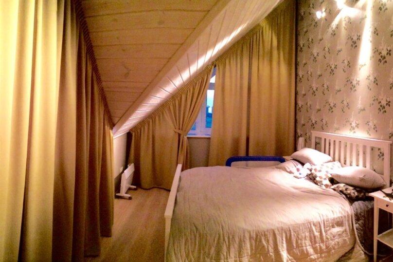 Коттедж с 4 спальнями, сауной, камином и бильярдом в Порошкино, 300 кв.м. на 8 человек, 4 спальни, массив Пасечный, 10, деревня Порошкино, Бугры - Фотография 10
