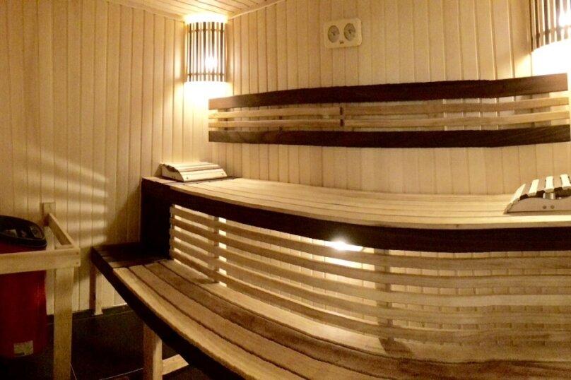 Коттедж с 4 спальнями, сауной, камином и бильярдом в Порошкино, 300 кв.м. на 8 человек, 4 спальни, массив Пасечный, 10, деревня Порошкино, Бугры - Фотография 14