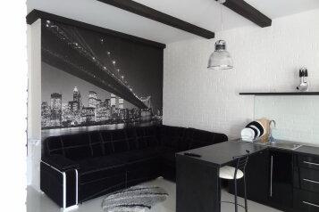 АПАРТАМЕНТЫ В КУРОРТНОЙ ЗОНЕ 2й этаж, 60 кв.м. на 4 человека, 2 спальни, Санаторская, Евпатория - Фотография 1