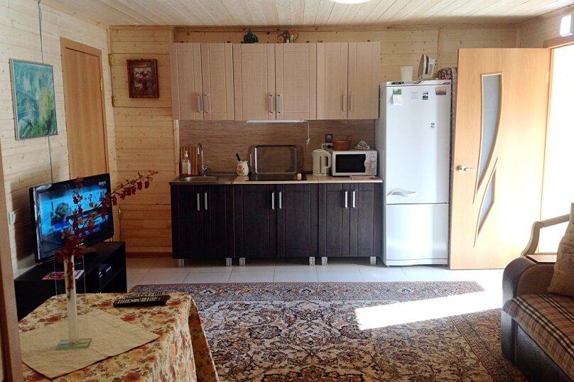 Сдам, 50 кв.м. на 5 человек, 2 спальни, Торфяная, 26, Банное - Фотография 37