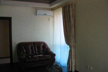 1-комн. квартира, 40 кв.м. на 4 человека, звезный, Ольгинка - Фотография 1