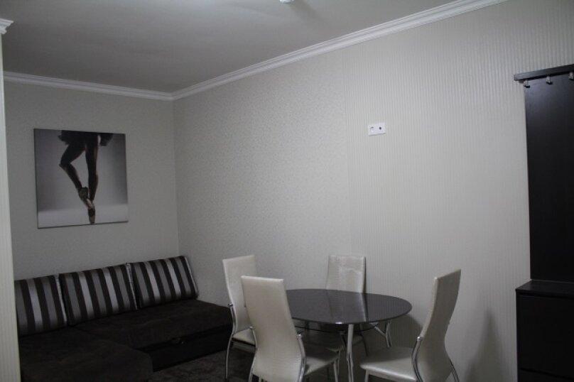 2-комн. квартира, 45 кв.м. на 5 человек, Гвардейская улица, 17, Адлер - Фотография 38