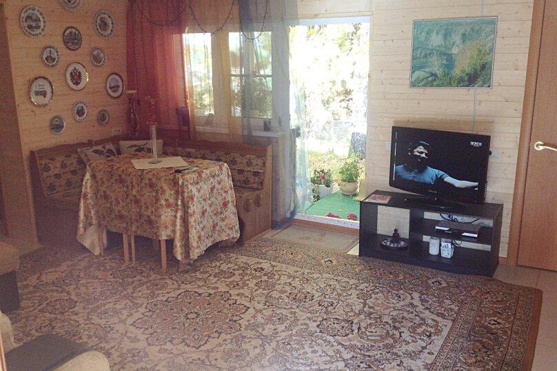 Сдам, 50 кв.м. на 5 человек, 2 спальни, Торфяная, 26, Банное - Фотография 39