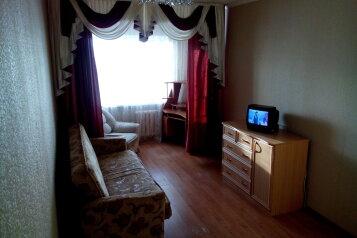 1-комн. квартира, 40 кв.м. на 3 человека, Дагестанская улица, 14, Дёмский район, Уфа - Фотография 1
