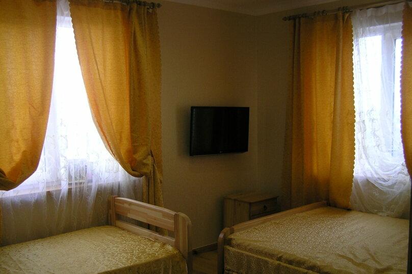 Сдача помещения в кратковременный найм, 40 кв.м. на 3 человека, 1 спальня, Виноградный спуск, 1, Алупка - Фотография 4
