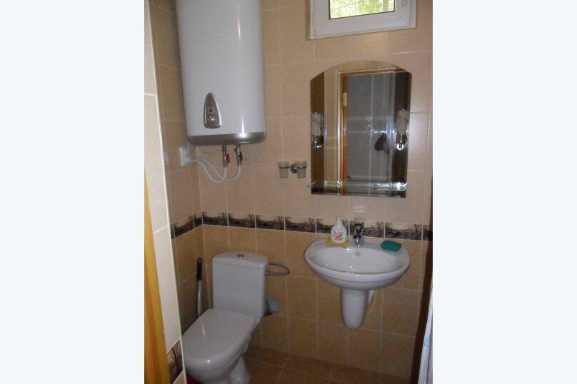 Сдача помещения в кратковременный найм, 40 кв.м. на 3 человека, 1 спальня, Виноградный спуск, 1, Алупка - Фотография 7
