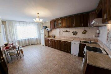 3-комн. квартира, 105 кв.м. на 6 человек, Комсомольская улица, 124/1, Северный округ, Оренбург - Фотография 3