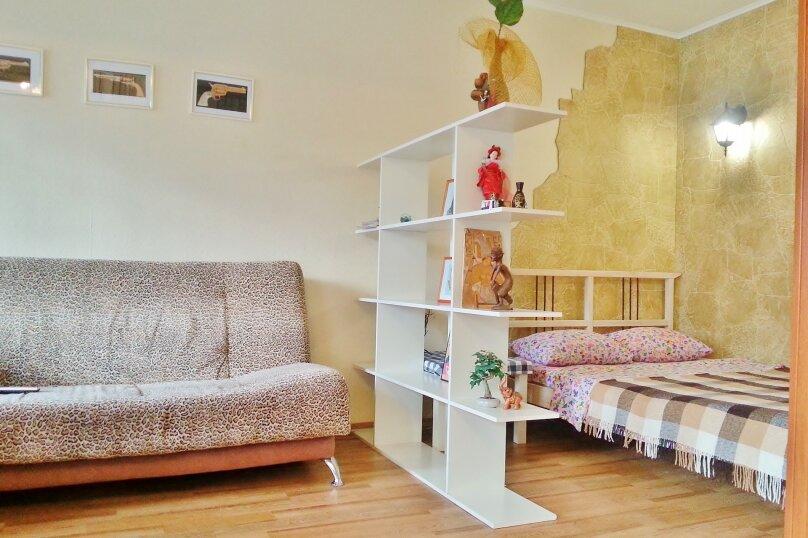 1-комн. квартира, 34 кв.м. на 4 человека, Перелета, 20, Омск - Фотография 2