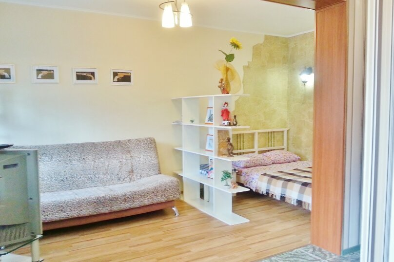 1-комн. квартира, 34 кв.м. на 4 человека, Перелета, 20, Омск - Фотография 3