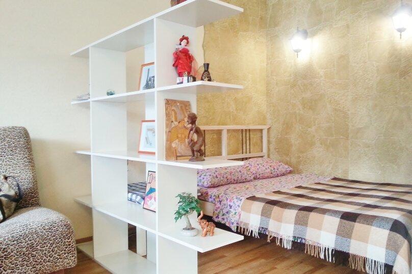 1-комн. квартира, 34 кв.м. на 4 человека, Перелета, 20, Омск - Фотография 4