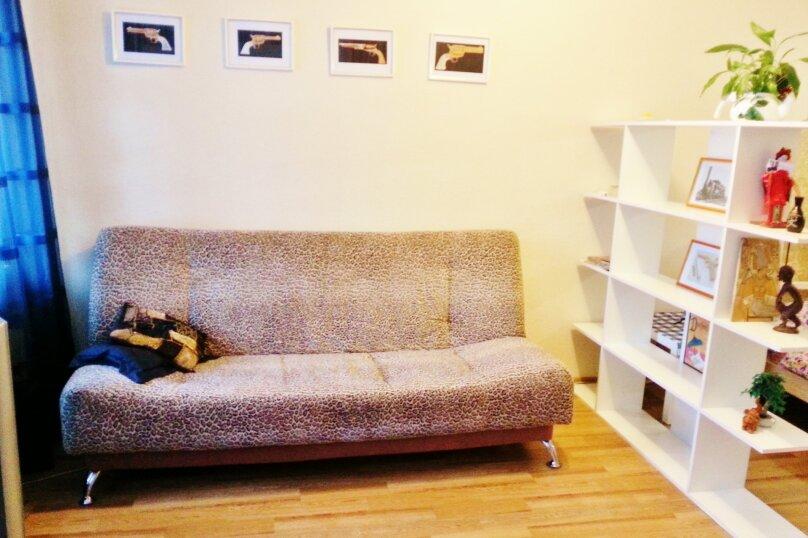 1-комн. квартира, 34 кв.м. на 4 человека, Перелета, 20, Омск - Фотография 5