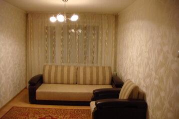 2-комн. квартира, 52 кв.м. на 4 человека, Ленинградский проспект, 13А, Ленинский район, Кемерово - Фотография 4