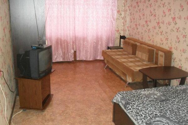 1-комн. квартира, 25 кв.м. на 4 человека, Ленинградский проспект, 5, Ленинский район, Кемерово - Фотография 1