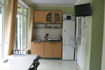 Первый этаж дома с двориком и гараж, 38 кв.м. на 4 человека, 2 спальни, улица Спендиарова, 14, Ялта - Фотография 4