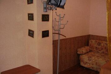 Летний домик  эконом класса, 16 кв.м. на 2 человека, 1 спальня, Санаторская улица, Евпатория - Фотография 4