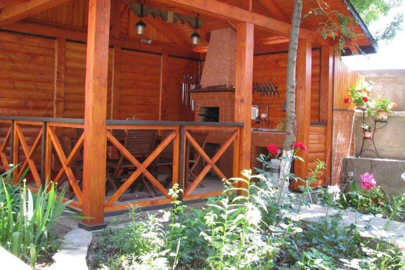 Деревянный дом, 60 кв.м. на 4 человека, 2 спальни, улица Терлецкого, 19, Форос - Фотография 1