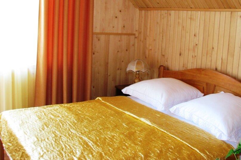 Деревянный дом, 60 кв.м. на 4 человека, 2 спальни, улица Терлецкого, 19, Форос - Фотография 2