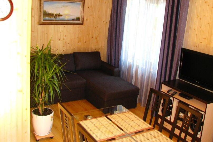 Деревянный дом, 60 кв.м. на 4 человека, 2 спальни, улица Терлецкого, 19, Форос - Фотография 9