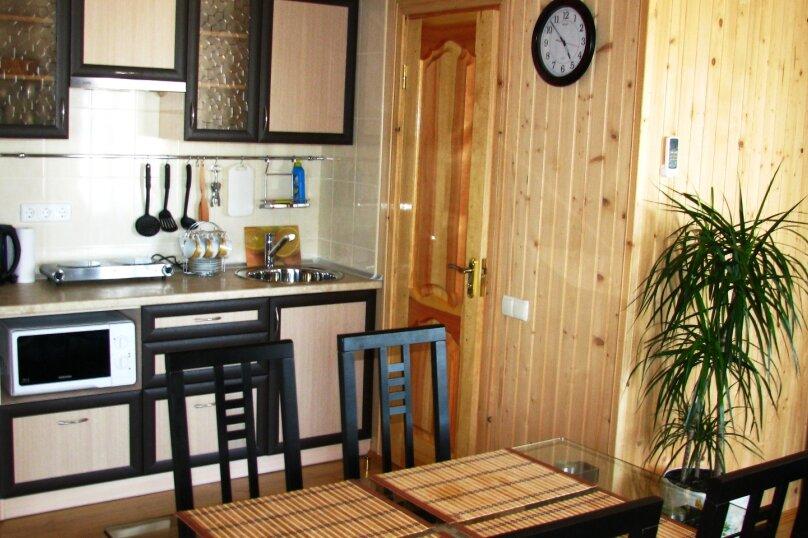 Деревянный дом, 60 кв.м. на 4 человека, 2 спальни, улица Терлецкого, 19, Форос - Фотография 3