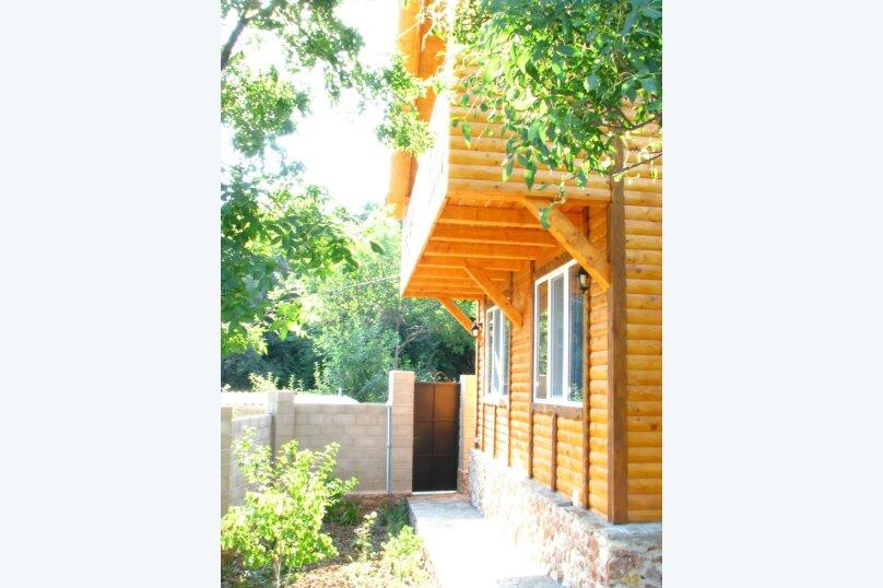 Деревянный дом, 60 кв.м. на 4 человека, 2 спальни, улица Терлецкого, 19, Форос - Фотография 6