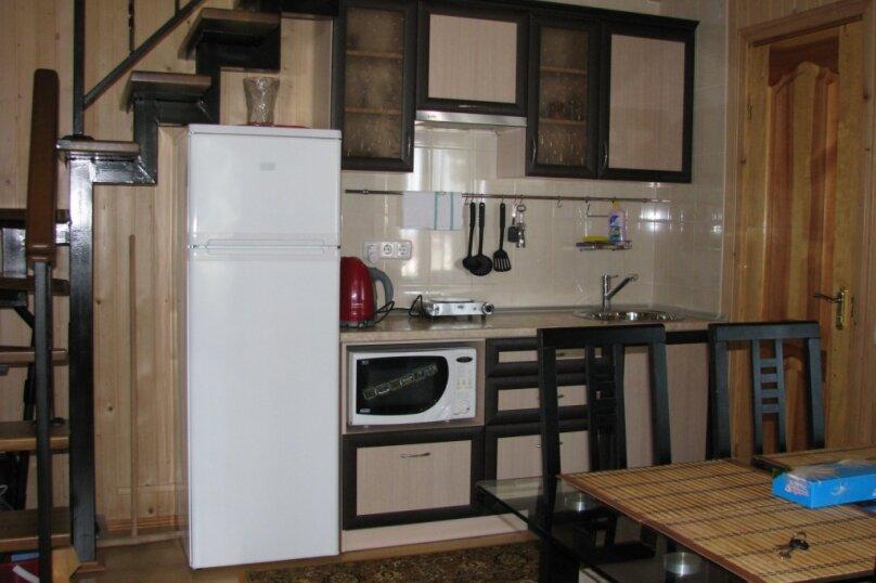 Деревянный дом, 60 кв.м. на 4 человека, 2 спальни, улица Терлецкого, 19, Форос - Фотография 18