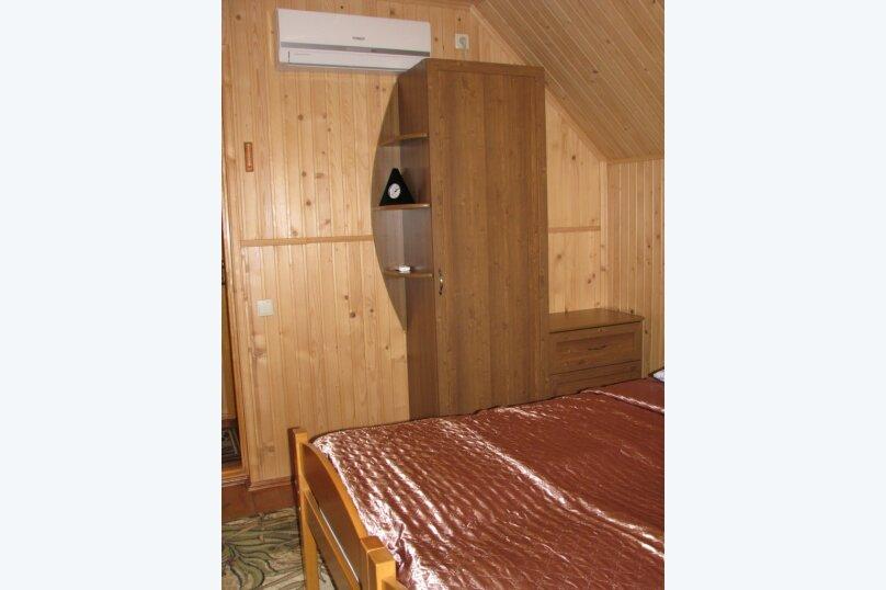 Деревянный дом, 60 кв.м. на 4 человека, 2 спальни, улица Терлецкого, 19, Форос - Фотография 20