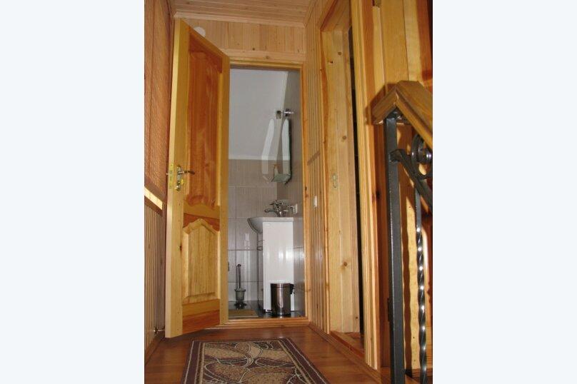 Деревянный дом, 60 кв.м. на 4 человека, 2 спальни, улица Терлецкого, 19, Форос - Фотография 23