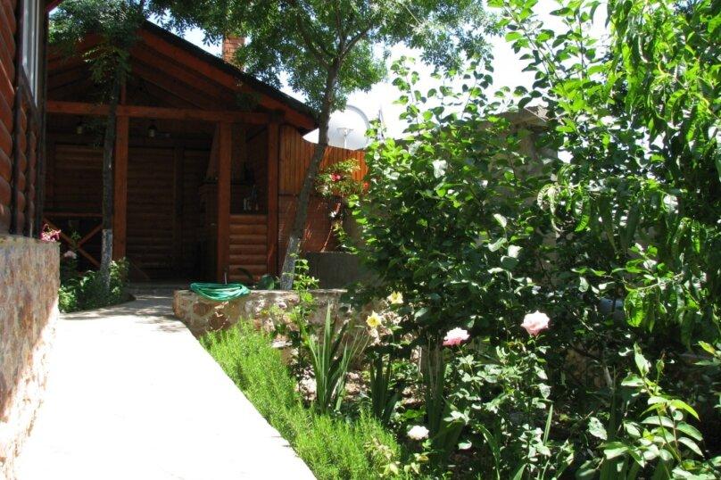 Деревянный дом, 60 кв.м. на 4 человека, 2 спальни, улица Терлецкого, 19, Форос - Фотография 24