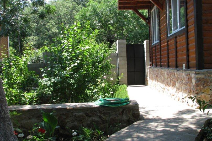 Деревянный дом, 60 кв.м. на 4 человека, 2 спальни, улица Терлецкого, 19, Форос - Фотография 25