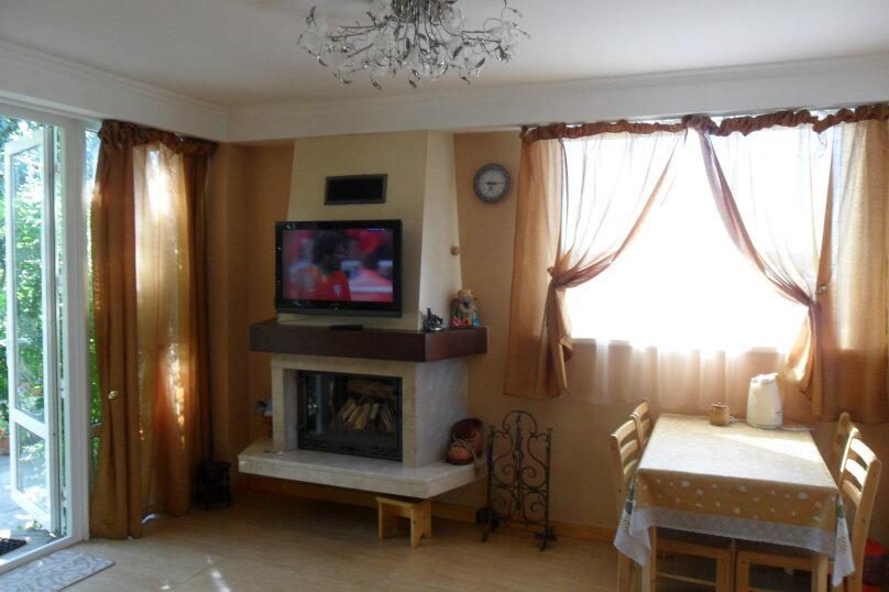 Сдача помещения в кратковременный найм, 35 кв.м. на 2 человека, 1 спальня, Виноградный спуск, 1, Алупка - Фотография 12