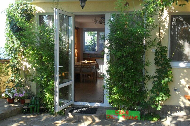 Сдача помещения в кратковременный найм, 35 кв.м. на 2 человека, 1 спальня, Виноградный спуск, 1, Алупка - Фотография 1